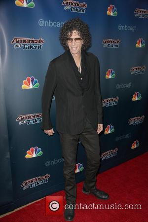 Howard Stern - America's Got Talent at Madison Square - Arrivals - New York City, New York, United States -...