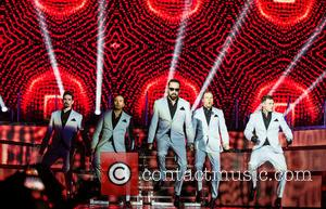 A.j. Mclean, Kevin Richardson, Nick Carter, Brian Littrell, Howie Dorough and Backstreet Boys