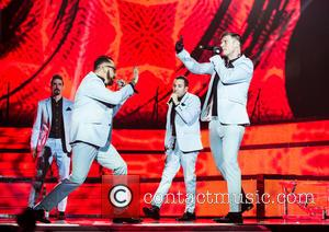 Kevin Richardson, Nick Carter, A.j. Mclean, Brian Littrell and Backstreet Boys