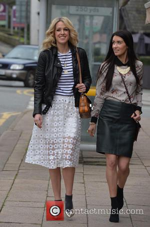 Lisa Carrick - Football Players wives arrive at Grill On The Edge Alderley Edge for a Fashion Lunch with Cameron...