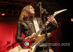 Lzzy Hale and Halestorm