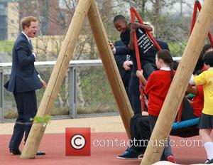 Princes Harry And William Continue US Tour, Attend Guy Pelly's Memphis Wedding