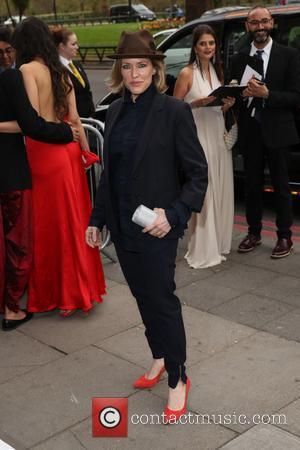 Cerys Matthews - The Asian Awards 2014 held at Grosvenor House Hotel - Arrivals - London, United Kingdom - Friday...