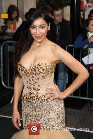 Sofia Hayat - The Asian Awards 2014 held at Grosvenor House Hotel - Arrivals - London, United Kingdom - Friday...