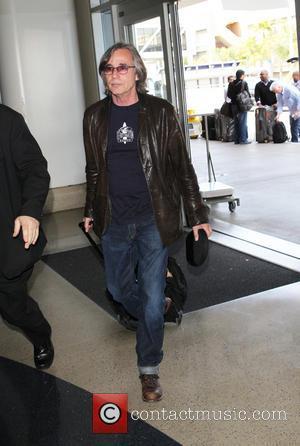 Jackson Browne - Jackson Browne at Los Angeles International (LAX) Airport - Los Angeles, California, United States - Friday 4th...