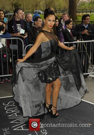 Preeya Kalidas - The Asian Awards 2014 held at Grosvenor House Hotel - Arrivals - London, United Kingdom - Friday...