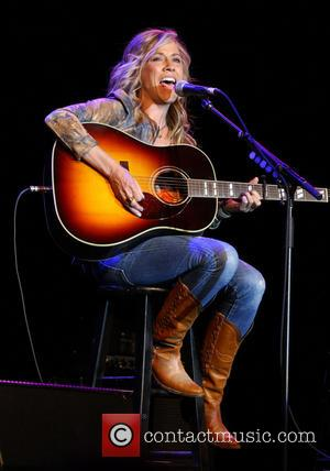 Sheryl Crow - Station Casinos and 95.5 The Bull Team Up For 6th Annual All Star Guitar Pull - Las...