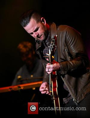 David Nail - ACM Week Kick Off Party with 95.5 The Bull - Las Vegas, Nevada, United States - Friday...
