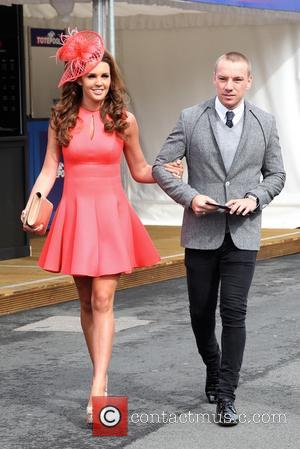 Danielle LLoyd, Danielle O'hara and Jamie O'hara - Crabbie's Grand National held Aintree Racecourse - Day 2 - Ladie's Day...
