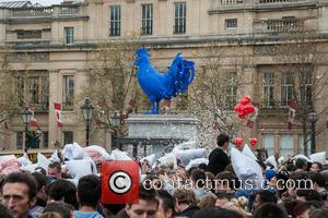 International Pillow Fight Day and London