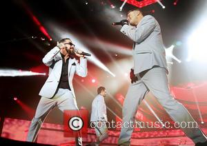 A. J. Mclean and Nick Carter