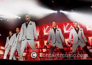 Backstreet Boys - Backstreet Boys (BSB) Performing at Manchester Phones4U Arena - Manchester, United Kingdom - Saturday 5th April 2014