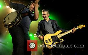Jay Demarcus and Rascal Flatts