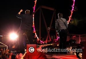 Rascal Flatts - ACM Week Kick Off Party with 95.5 The Bull Day 2 - Las Vegas, Nevada, United States...