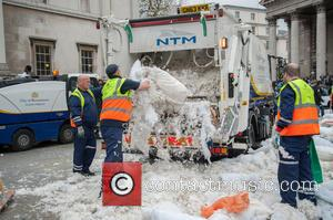 Westminster City Council and International Pillow Fight Day