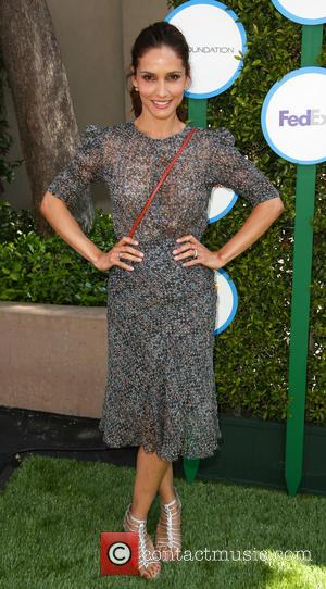 Leonor Varela - Safe Kids Day 2014 event held at The Lot - Arrivals - Hollywood, California, United States -...