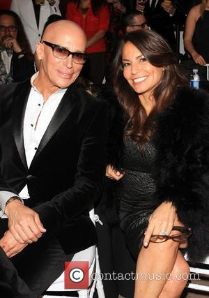 Lloyd Klein and Andrea Bernholtz - 2nd Annual L.A. Fashion Awards Show held at Sunset Gower Studios - Los Angeles,...