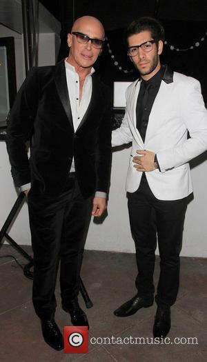 Lloyd Klein and Mohammed Molaei - 2nd Annual L.A. Fashion Awards Show held at Sunset Gower Studios - Los Angeles,...