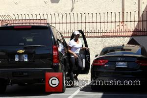 Nene Leakes - Nene Leakes finishes dance rehersals on week 4 of 'Dancing with the Stars' - Los Angeles, California,...