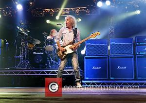 Status Quo and Alan Lancaster