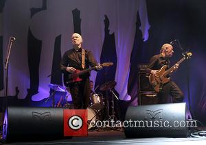 Wilko Johnson and Norman Watt Roy