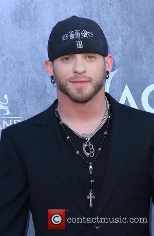Brantley Gilbert - 49th Annual Academy of Country Music Awards at MGM Grand Resort and Casino Las Vegas at MGM...