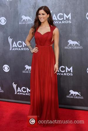 Cassadee Pope - 49th Annual Academy of Country Music Awards - Arrivals - Las Vegas, Nevada, United States - Sunday...