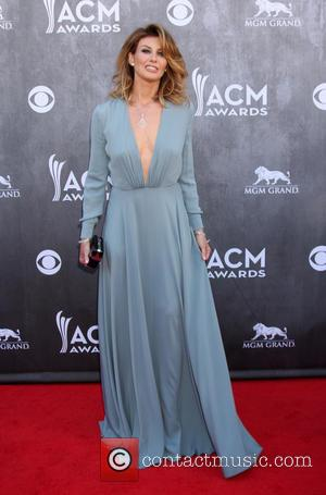 Faith Hill - 49th Annual Academy of Country Music Awards - Arrivals - Las Vegas, Nevada, United States - Sunday...