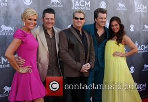 Rascal Flatts - 49th Annual Academy of Country Music Awards - Arrivals - Las Vegas, Nevada, United States - Sunday...