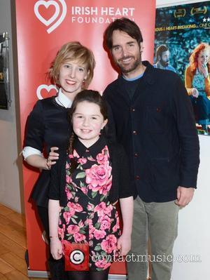 Steph Green, Ciara Gallagher and Will Forte