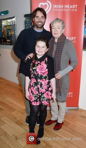 Will Forte, Ciara Gallagher and Ruth McCabe