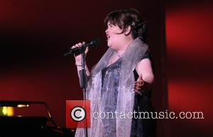 Susan Boyle - Susan Boyle performing live in concert at the Eventim Apollo - London, United Kingdom - Sunday 6th...