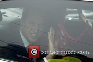 Prince William, Catherine Duchess Of Cambridge and Prince George Of Cambridge