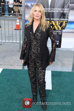 Rosanna Arquette - Premiere of Summit Entertainment's 'Draft Day' at the Regency Village Theatre - Los Angeles, California, United States...