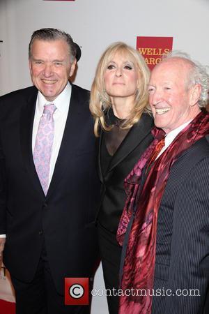 David Mixner, Judith Light, Herb Hamsher and Phd