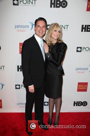 Jorge Valencia and Judith Light