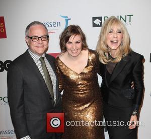 Neal Baer, Lena Duham and Judith Light