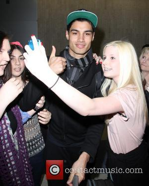 Siva Kaneswaran and The Wanted