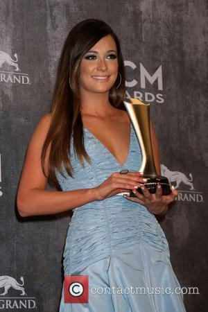 Kacey Musgraves - 2014 Academy of Country Music Press Room - Las Vegas, Nevada, United States - Monday 7th April...