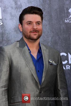Chris Young - 2014 Academy of Country Music Arrivals - Las Vegas, Nevada, United States - Monday 7th April 2014