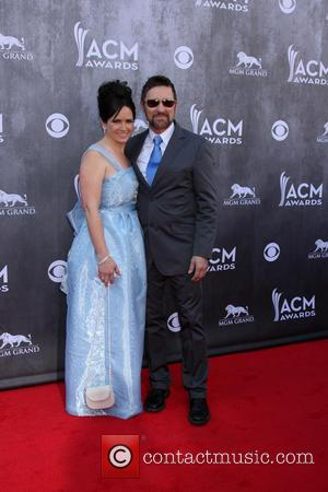 Karen Morgan and Craig Morgan