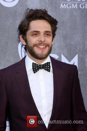 Country Singer Thomas Rhett Marries