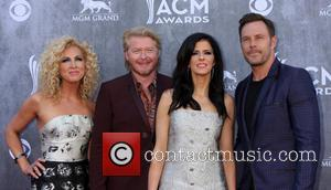 Little Big Town, Karen Fairchild, Kimberly Schlapman, Jimi Westbrook and Philip Sweet - 49th Annual Academy of Country Music Awards...