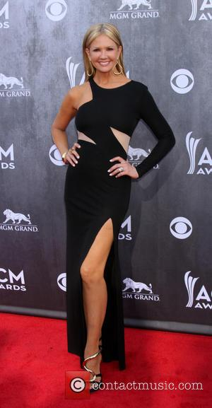 Nancy O'Dell - 49th Annual Academy of Country Music Awards - Arrivals - Las Vegas, Nevada, United States - Monday...