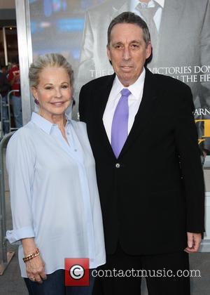 Ivan Reitman and Geneviève Robert