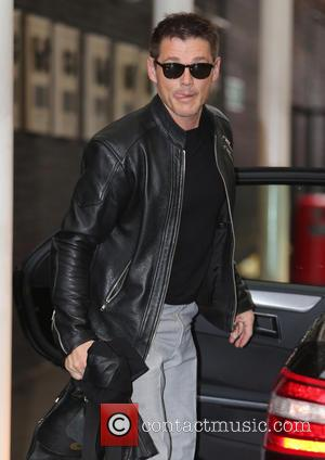 Morten Harket - Morten Harket outside ITV Studios - London, United Kingdom - Monday 7th April 2014