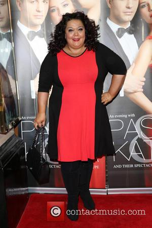 Lisa Riley - Katya and Pasha West End show - Gala night held at the Lyric Theatre - Arrivals -...
