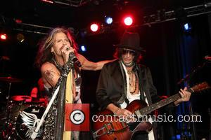Aerosmith, Steven Tyler and Joe Perry