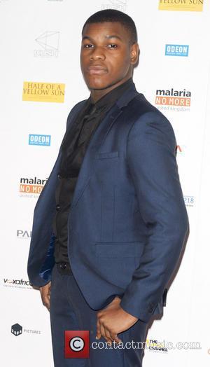John Boyega - U.K. film premiere of 'Half of a Yellow Sun' held at Odeon Cinema Streatham - Arrivals -...