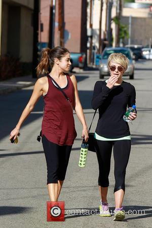 Julianne Hough, Nikki Reed and Cara Santana